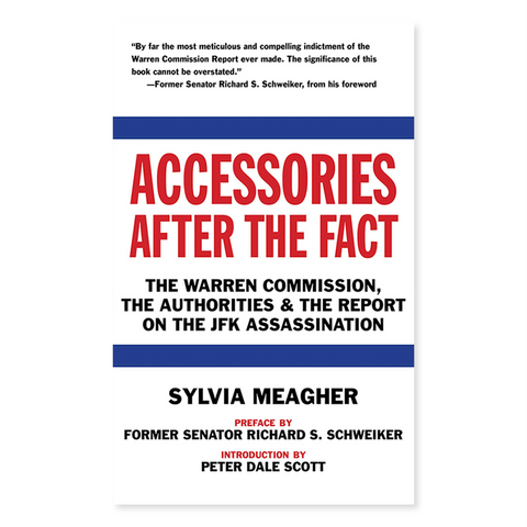 Accessories After the Fact by Sylvia Meagher