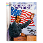 History of the Civil Rights Movement | Coloring Book