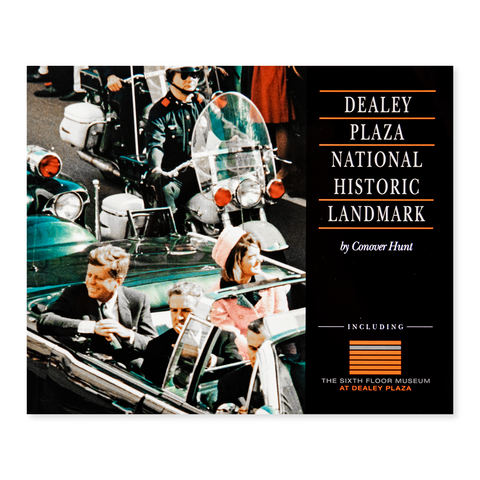 Dealey Plaza National Historic Landmark by Conover Hunt