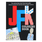 JFK Coloring Book 1962