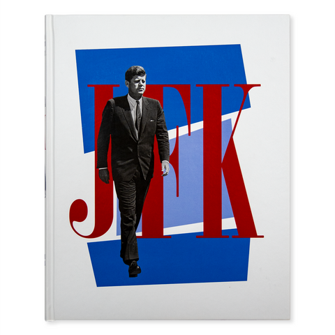 JFK: A Vison for America, edited by Stephen Kennedy Smith and Douglas Brinkley