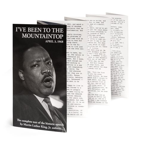 I've Been to the Mountaintop: The complete speech by Martin Luther King Jr.