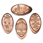 Pressed Penny Collection