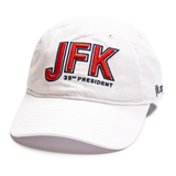 JFK 35th President Hat | White