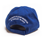 35th President John F. Kennedy Hat | Royal Blue