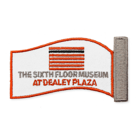 The Sixth Floor Museum at Dealey Plaza Girl Scout Patch