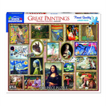Great Paintings | 1000 Piece Puzzle