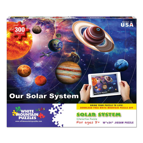 Our Solar System | 300 Piece Puzzle