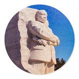 Martin Luther King, Jr. Memorial | 140 Piece Round Puzzle