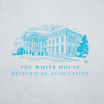Jacqueline Kennedy Silk Scarf from the White House Historical Association