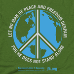 Peace T-Shirt in Adult and Youth sizes