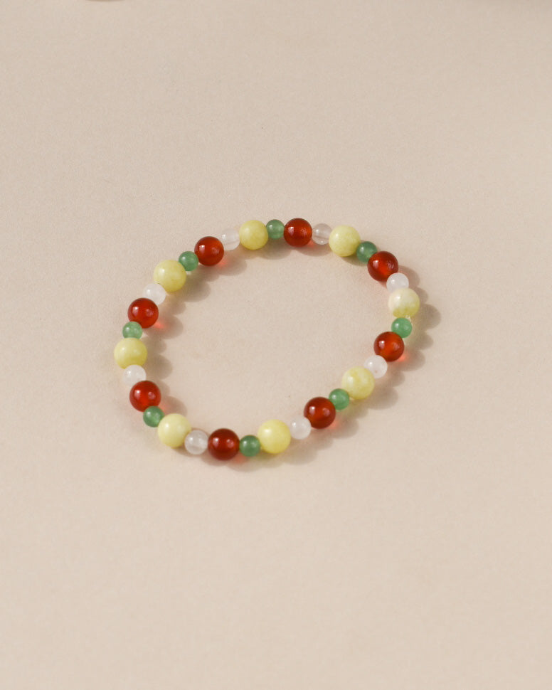 Trifle Bead Party Bracelet
