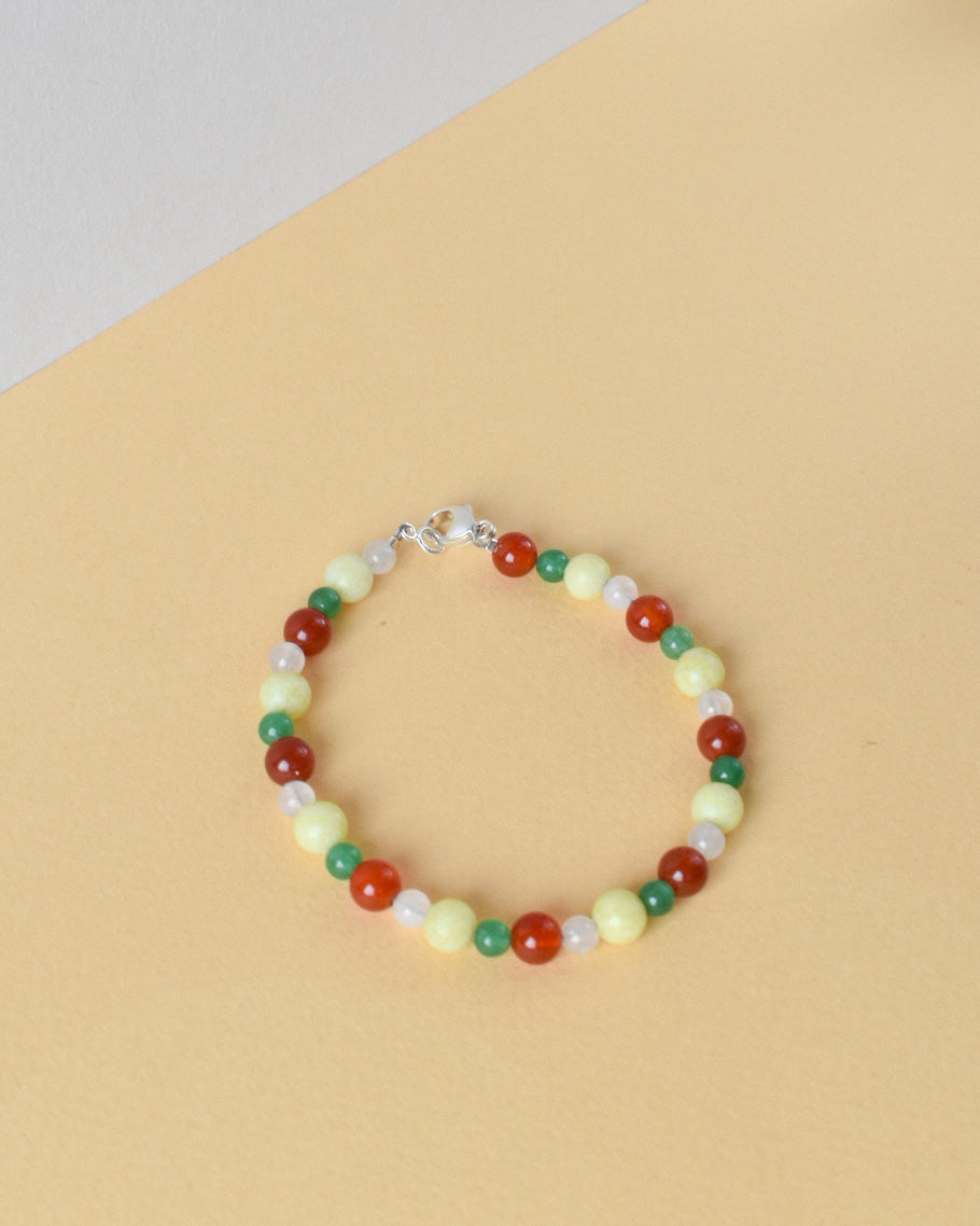 Trifle Bead Party Anklet