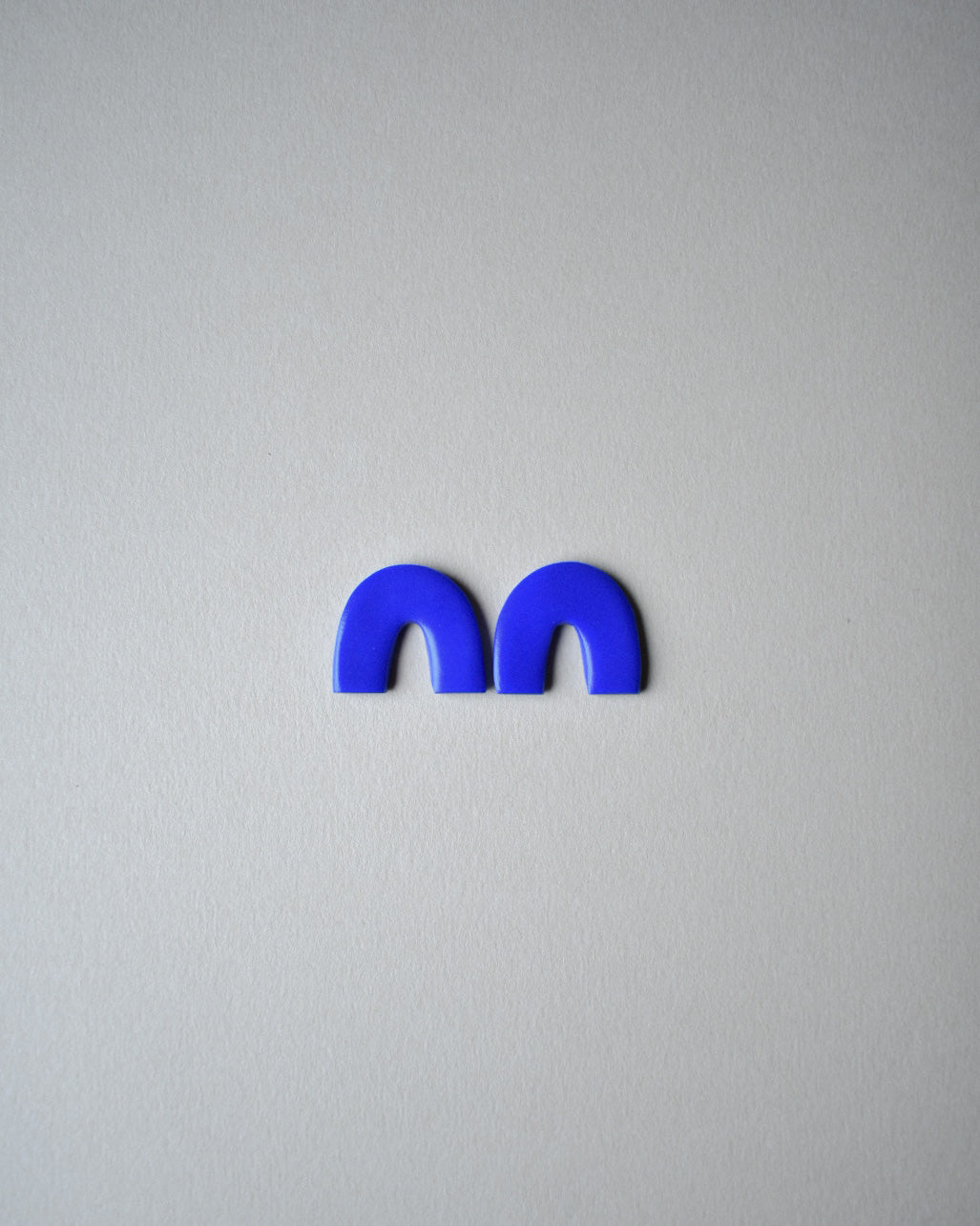 Royal Blue Arch Studs