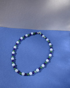Afternoon Bead Party Necklace