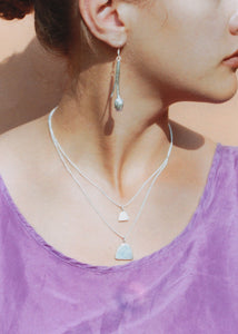 Half Moon Dreamer Necklace