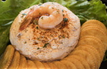 Load image into Gallery viewer, Shrimp Seafood Cheese Ball Holiday