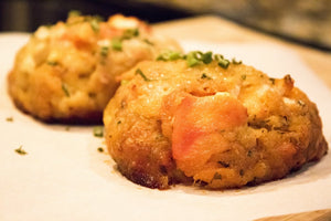 5 oz Lobster Crab Cakes