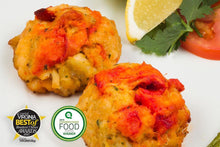 Load image into Gallery viewer, 4 oz Lobster Crab Cakes