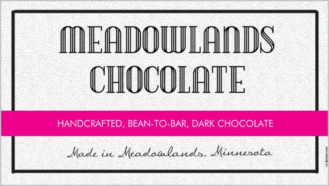 Meadowlands Chocolate Company Logo