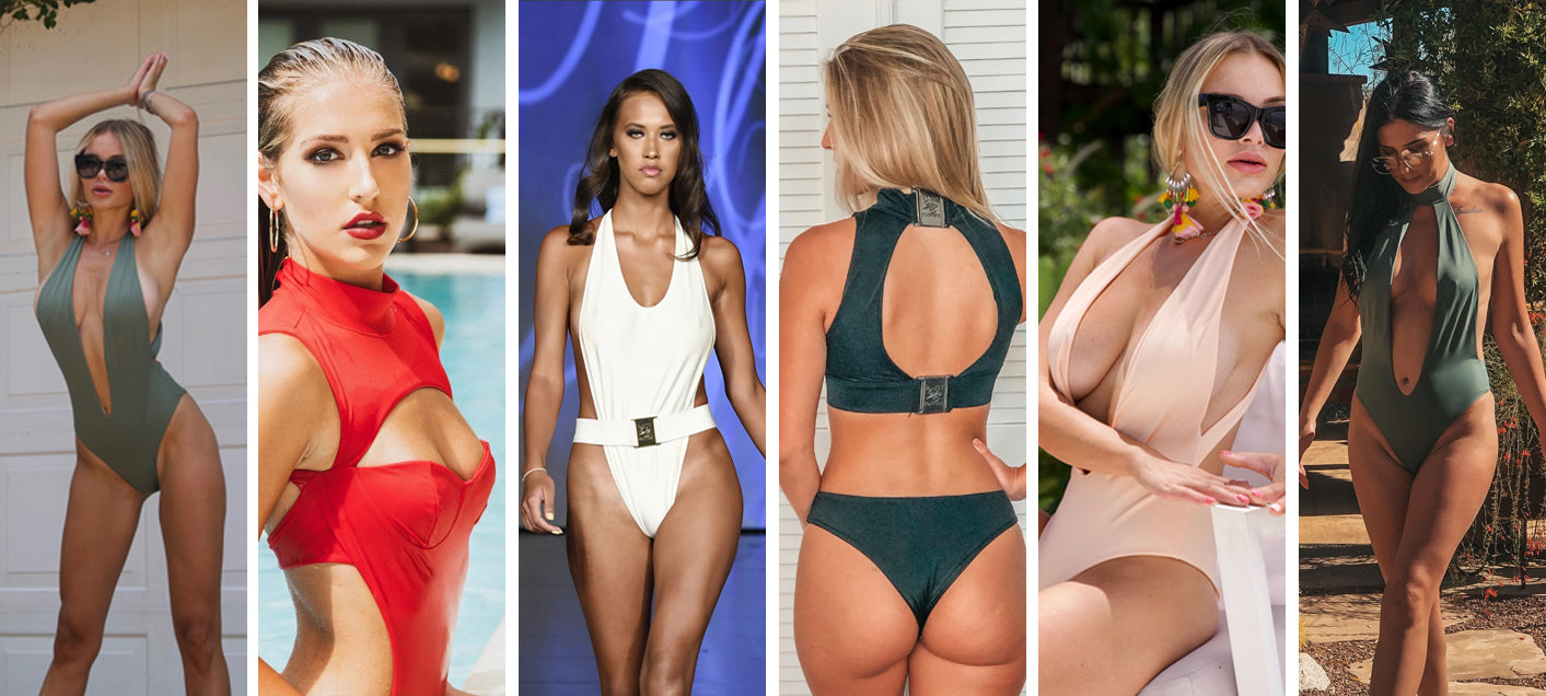 The best 2020 swimwear trends – top six