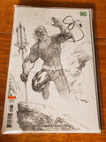 Justice League #10 Cvr C Signed by Snyder W/COA nm