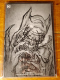 DCeased #2 - John Giang Sketch Exclusive - Cover B - Ltd to 1000 w/ COA nm