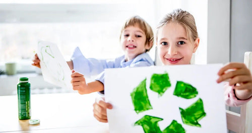 Change Begins at Home - Kid friendly Eco-Conversations