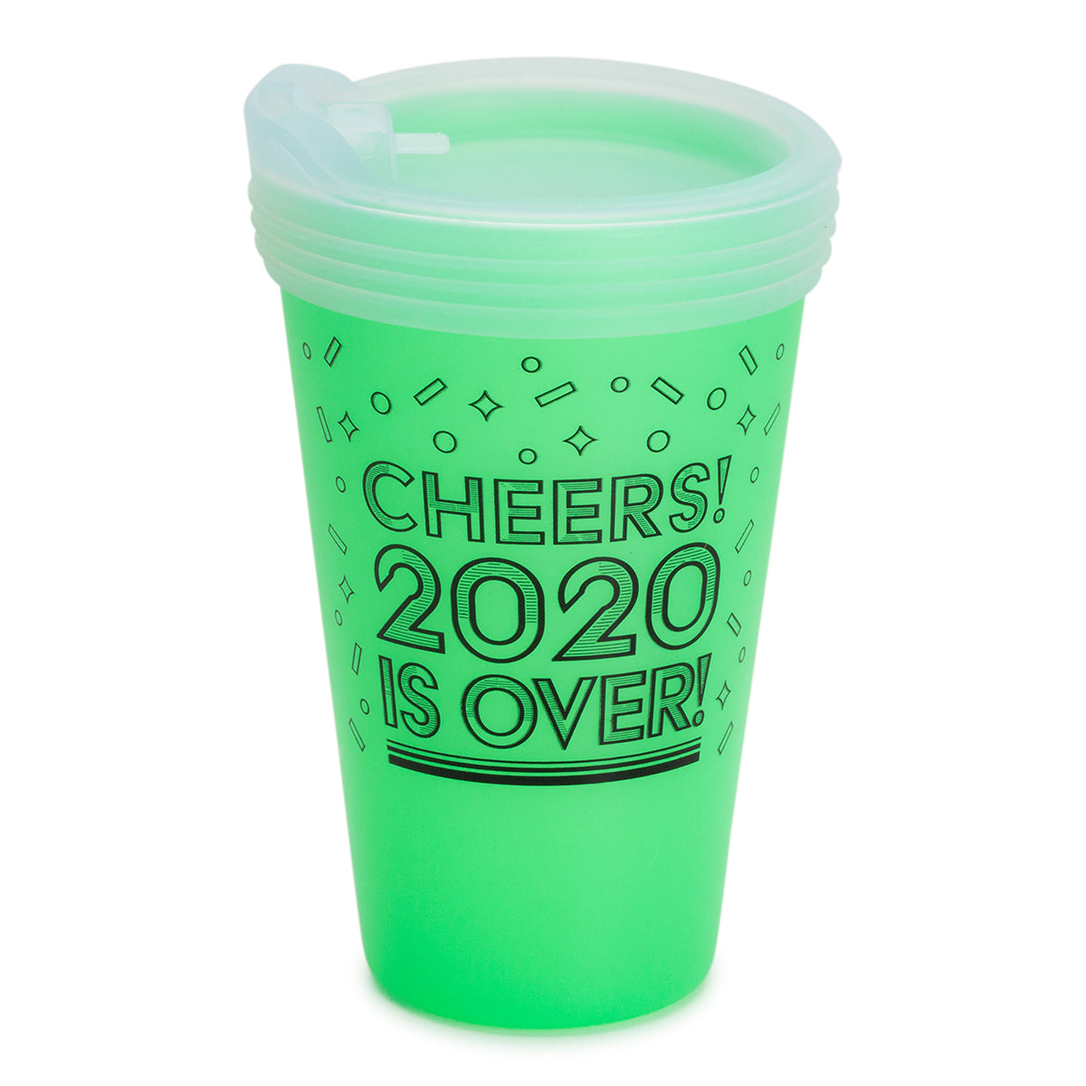 16oz NYE Pint Glasses
