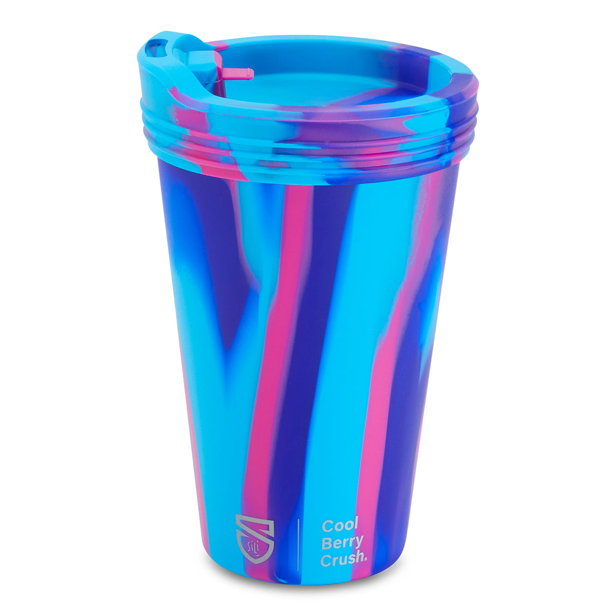 16oz Tumbler - Cool Berry Crush
