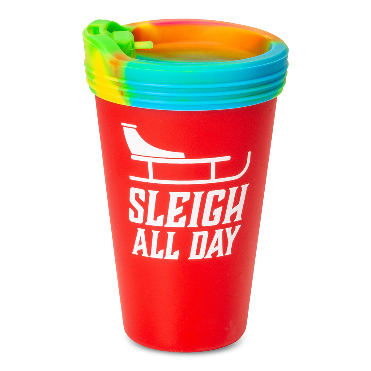 16oz Holiday Pint Glasses