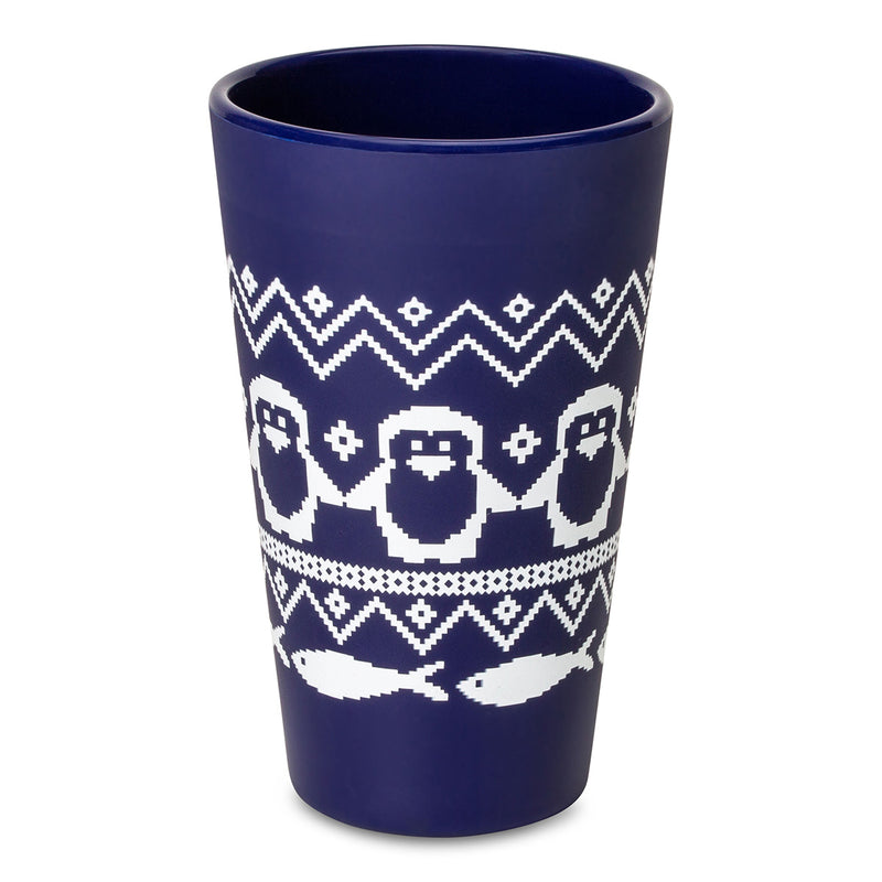 16oz Winter Sweater Pint Glasses