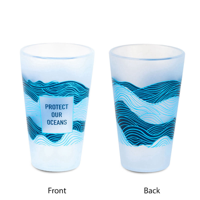 16oz Earth Month Pint Glasses