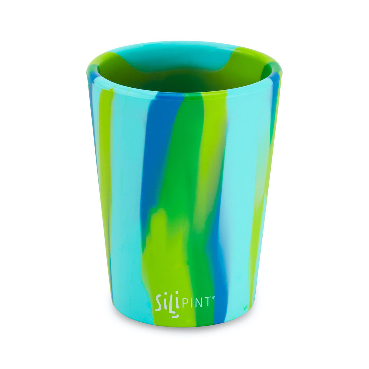 8oz Kid-Friendly Half Pint - Sea Swirl