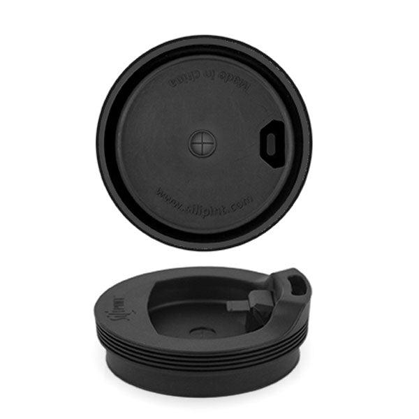 8oz Lid - Bouncy Black