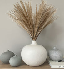 Load image into Gallery viewer, NATUR Light Grey Vase PRICE AND COCO INTERIORS