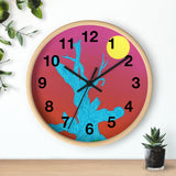 Wall Clock (Numbers) - Gifting Tree