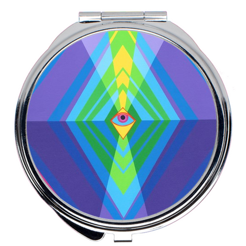 Compact Mirror - Eye Am Coming To Light