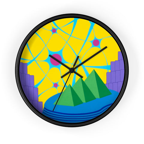 Wall Clock (Plain) - Cerebraland