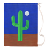 Laundry Bag - I Am Cactus