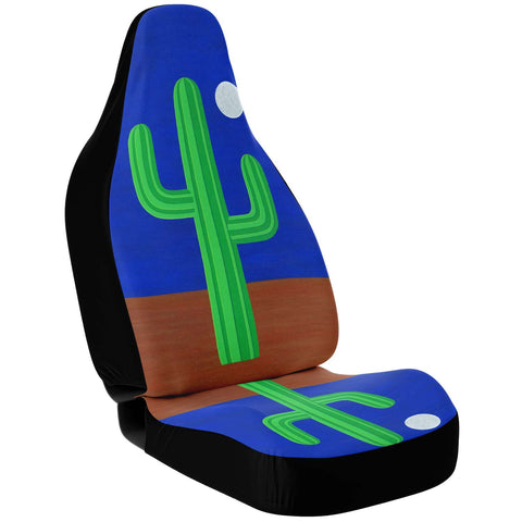 Car Seat Cover - I Am Cactus