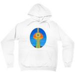 Hoodie Basic Unisex - Eye Am Showering Light