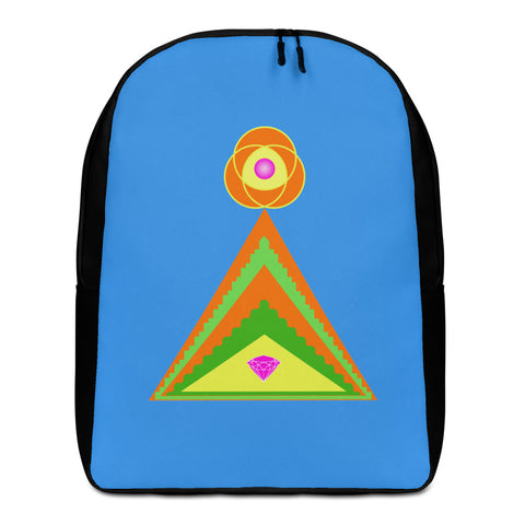 Backpack - Diamond Pyramid