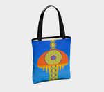 Tote Bag - Eye Am Showering Light