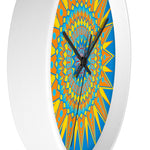 Wall Clock (Plain) - Arka