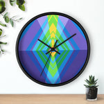 Wall Clock (Plain) - Eye Am Coming To Light