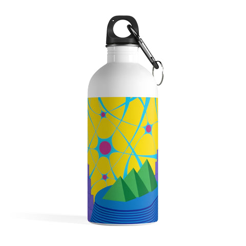 Water Bottle (Stainless Steel) - Cerebraland