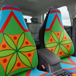 Car Seat Cover - Emerging Flower