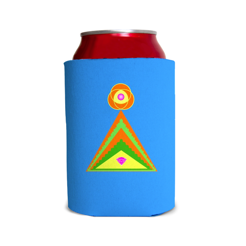 Koozie - Diamond Pyramid