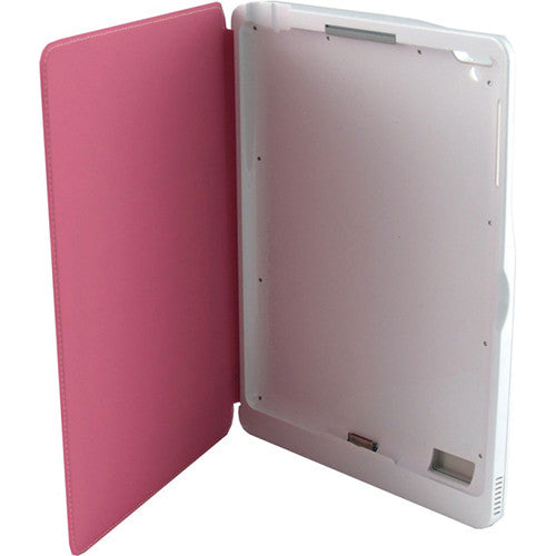 Kudo Wikip2hdpk Pink Solar Case Pro for Ipad 2 & 3 with Hdmi